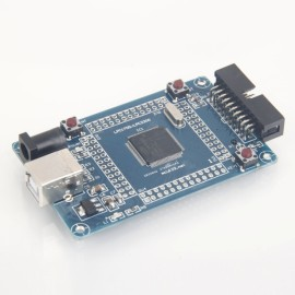 LPC1768 ARM Cortex-M3 Microcontroller Motherboard Blue
