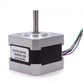34mm Two-Phase Hybrid Stepper Motor for CNC Router