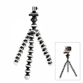10-Inch Octopus Universal Cameras Tripod for Gopro Hero/SJ4000 etc