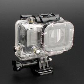JUSTONE J033 Professional Diving Housing Filter for GoPro Hero 3 Transparent White