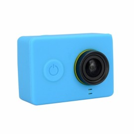 Protective Silicone Case for Xiaomi Xiaoyi Sports Camera Blue