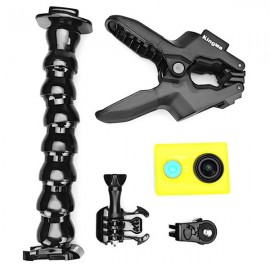 KingMa Neck Flexible Clamp Holder for Gopro Xiaomi Yi Action Camera