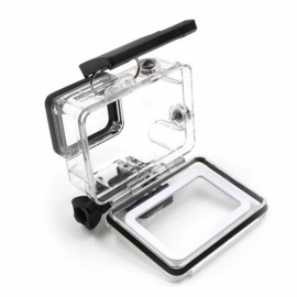 UltraFire New Sports Camera Waterproof Case for GoPro Hero 5 White