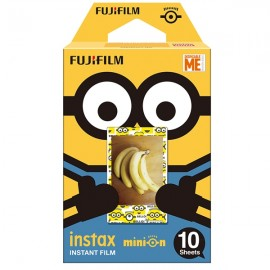 10 Sheets Fujifilm Fuji Instax Mini 7S/8/9/70/25/90 Camera Photo Paper - Minions