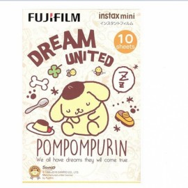 10 Sheets Fujifilm Fuji Instax Mini 7S/8/9/70/25/90 Camera Photo Paper - Pompompurin