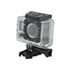 K1 4K WiFi Sports Camera 1080P Mini Recorder - Silver