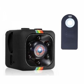 SQ11 Mini DV DVR Camera with IR Wireless Infrared Shutter Remote Control