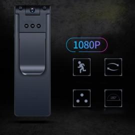 T69 HD 1080P Mini Camera Infrared Night Vision Noise Reduction Recording Video DV 180