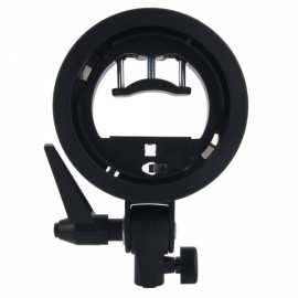 S-type Speedlite Bracket Black
