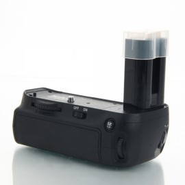 Meyin MB-D80 Battery Grip for Nikon D80/D90 Black
