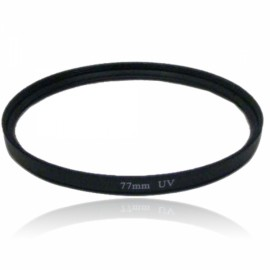77mm UV Ultra-Violet Filter Lens Protector