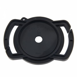 52mm 58mm 67mm ABS Cap Buckle Black