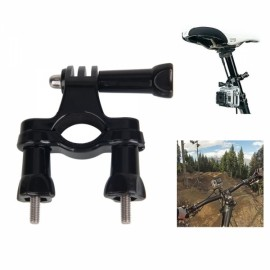 Simple Version Bike Handlebar Seatpost Pole Mount for GOPRO Hero 3/2/1 (Max for 4cm Diameter)