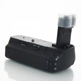 Meyin BG-E6 Battery Grip for Canon 5D2 Black