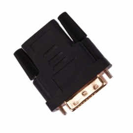 DVI(24+5) Male to HDMI Female Converter Adapter