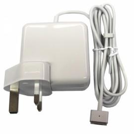 60W Straight Head / T-Head Power Adapter for Macbook UK Standard Plug