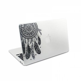 Dream Catcher Removable Vinyl MacBook Decal Sticker Skin with Precision-Cut for Apple MacBook Retina 12""