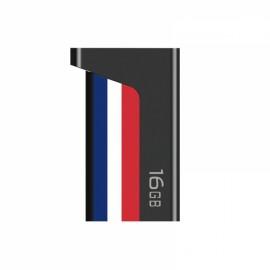 TLIFE 2-in-1 16GB OTG USB 3.0 Flash Drive France Flag Pendrive Stick