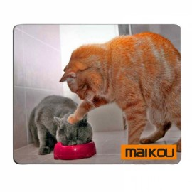 Maikou Cute Cat Anti-Slip Mouse Pad PC Computer Accessory Mouse Mat #02