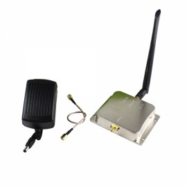 8W 2.4GHz WiFi WLAN Signal Booster Broadband Amplifier