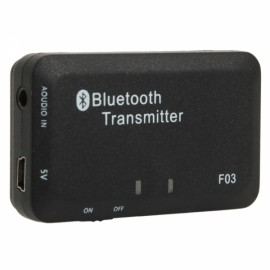 TS-BT35F03 Bluetooth Audio Transmitter Black