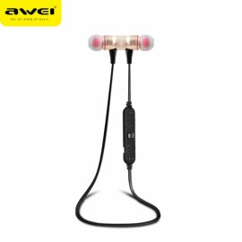 A920BL High-Fidelity Wireless Smart Sports Stereo Earphone Golden