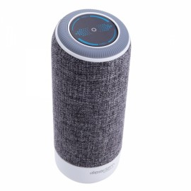 Missile Air Smart Compact Indoor Bluetooth Speaker Gray
