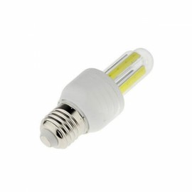 E27 3W LED Corn Light Bulb COB U Shape Energy Saving Light Warm White