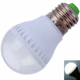 E27 3W 9 LED 2835SMD 6000-6500K White Light LED Light Bulb (220V)