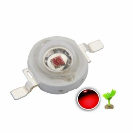 1W 10pcs High Power Led Intensity SMD COB Light Red