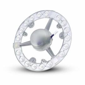 18W LED Ring Tube Ceiling Retrofit Magnet CFL Emergency LED Light White Light