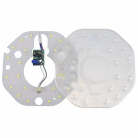 32W LED Ceiling Panel Circle Module Lamp Board Circular Warm Light
