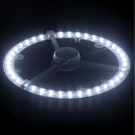 36W Ceiling Lamp Tube Light Retrofit Magnet CFL Emergency LED Light White Light