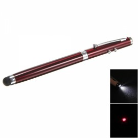 DW 4 in 1 1mv Red Laser Beam Laser Pointer Pen Red