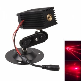 660mm ZC03 4mW Red Laser Module for Laser Positioning Laser Range Measurement Black