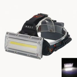 Outdoor Headlight COB 3 Mode 1000 LM USB Rechargeable for Hunting Fishing