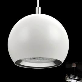 2601-9W-WH 9W 6000-7500K 850LM White Light 9-LED Ceiling Lamp (AC 85~265V)
