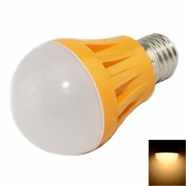 E27 5W 450LM 3000K 18 SMD 2835 LED Warm White Light Bulb White & Yellow (85-265V)