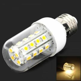 E27 5W 450LM 3500K 28 LED Warm White White Corn Light Bulb (85-265V)