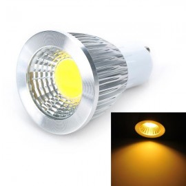 Marsing GU10 5W 500LM 3500K Warm White Light COB LED Lamp Bulb (AC220-240V)