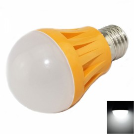 E27 5W 450lm 6500K 18-SMD 2835 LED White Light Bulb White & Yellow (85-265V)