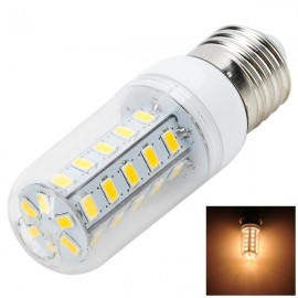 E27 7W 700LM 3000K Warm White Light 36-SMD 5730 LED Corn Lamp Bulb (AC110V)