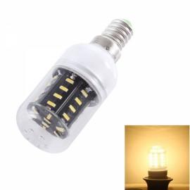 E14 5W 400lm 3000K Warm White Light 36-SMD 4014 LED Corn Lamp Bulb (AC 220-240V)
