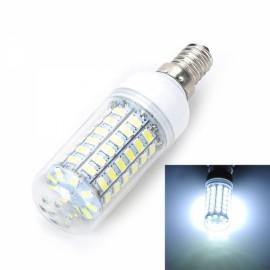 E14 12W 920LM 6500K LED Corn Lamp Bulb 69-SMD 5730 White Light