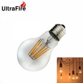 Ultrafire E27 6W 1800lm 6-LED European Style Retro Incandescent Light Edison Bulb