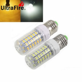 2pcs Ultrafire E27 6W 720LM 69-SMD5730 LED Corn Light Bulb White/Warm White Light