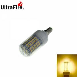2pcs Ultrafire E14 6W 720LM 96-SMD5730 LED Corn Light Bulb Warm White