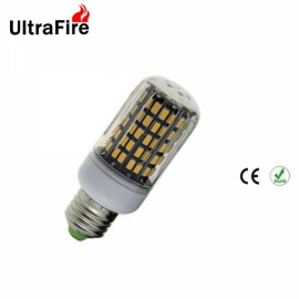 5pcs Ultrafire E27 11W 1800lm 2800-3200K Warm White Light 108-SMD5733 Non-Dimmable LED Corn Light Bulb (AC 220-240V)