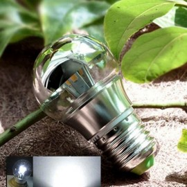 E27 7W Energy Saving Cool White LED Bulb Light Shadowless Lamp (AC 110-220V)