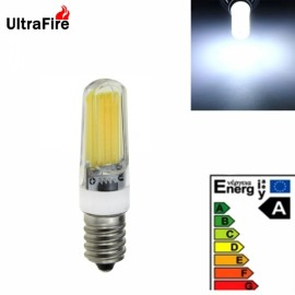 Ultrafire E14 3W 2-LED 200LM 6500K White LED Light Bulb (AC 220V)